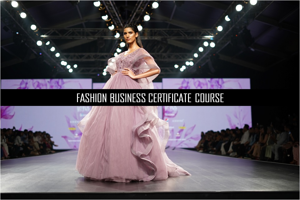 fashion business certificate course
